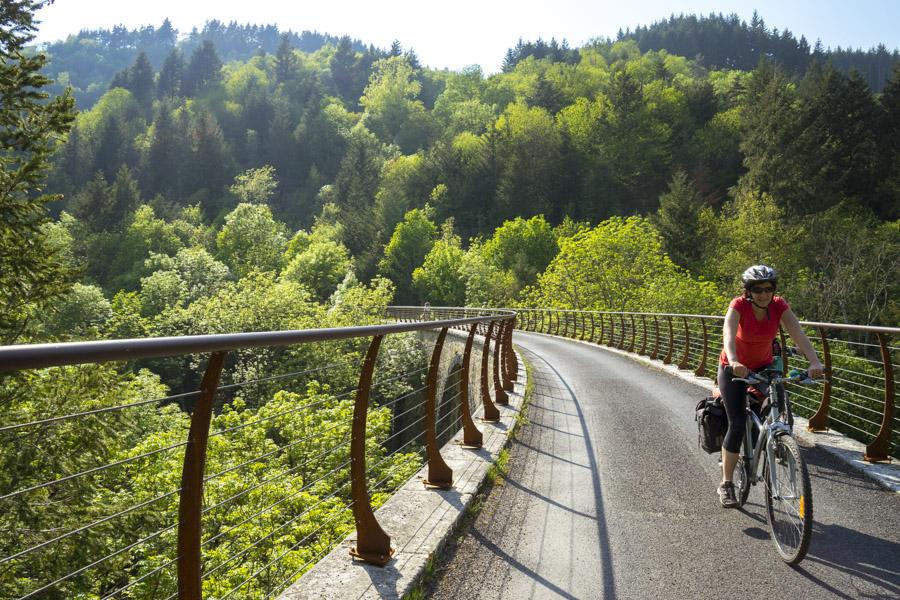 Pont de la Vignasse - Dolce Via en Ardèche