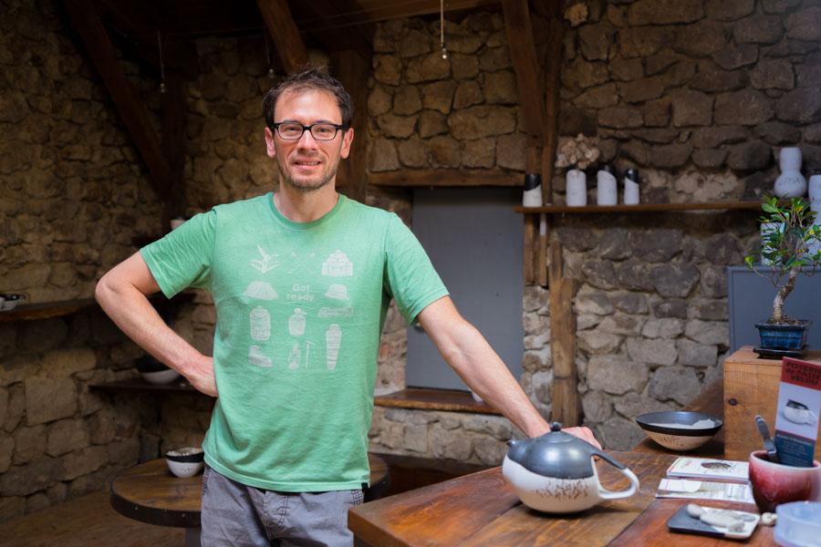 Dolce Via en Ardèche - Julien Mazard