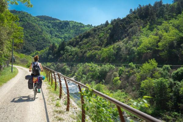 Dolce Via en Ardèche
