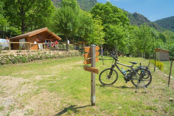 Aquarock en Ardèche