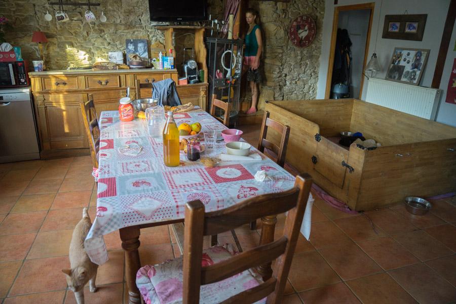 Le Clos d'autrefois, chambre d'hôte à Prémeyzel