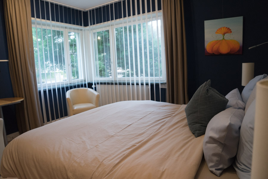 Chambres d'hôtes Le Jardin de la Tuillerie, à coté de Mulhouse