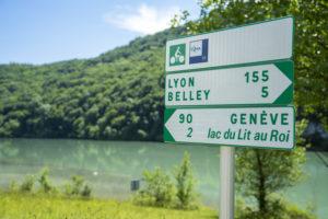 EuroVelo 17 - la route du Rhône
