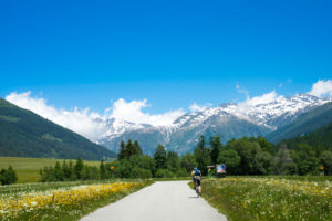 Suisse à vélo