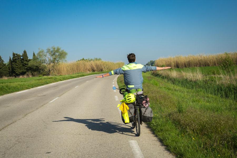 Voyage à vélo, c'est la liberté !