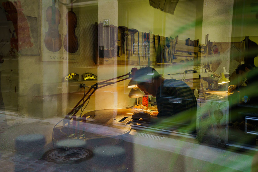 Luthier du quartier Saint-Jean à Valence