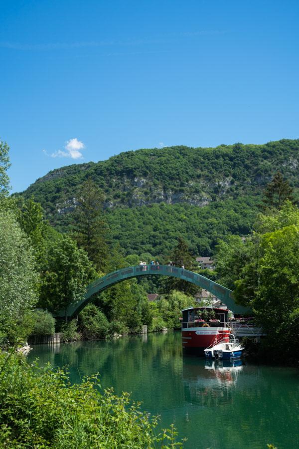 Chanaz, Savoie, France