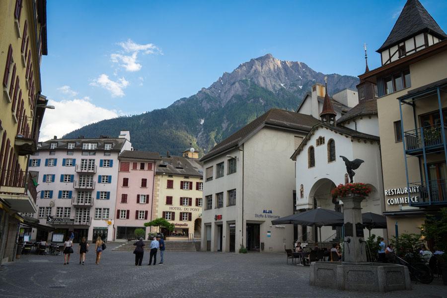 Brig, canton du Valais