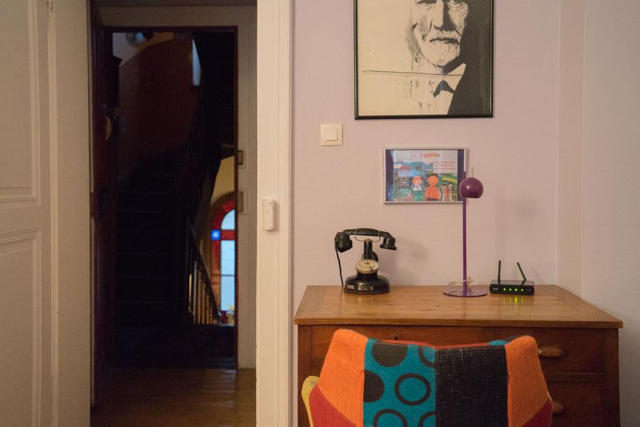 Chambre d'hôte - La celestine