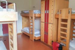 Youth Hostel à Luxembourg, auberge de jeunesse bike friendly