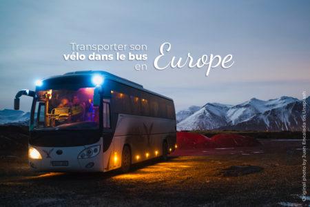 transporter son vélo dans les bus flixbus, ouibus, eurolines, regiojet