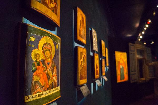 Musée des icônes de Supraśl