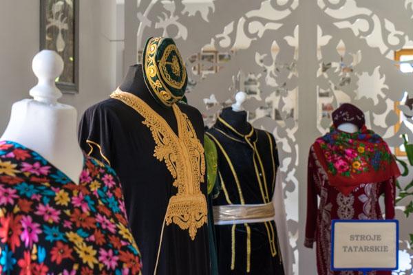 Musée tartare à Kryszyniany