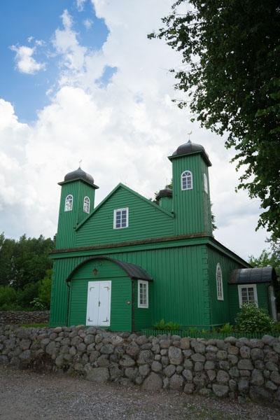 Green velo - Podlachie
