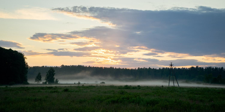 Réserve à proximité de Surażkowo, Suprasl