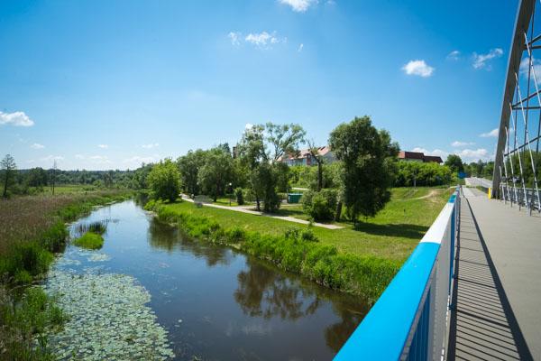 rivière Suprasl, Pologne