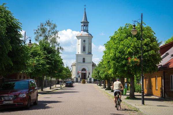 Eglise Suprasl, Pologne