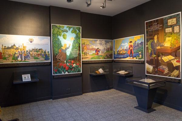 Musée de la Fraise et Jardin de Wépion