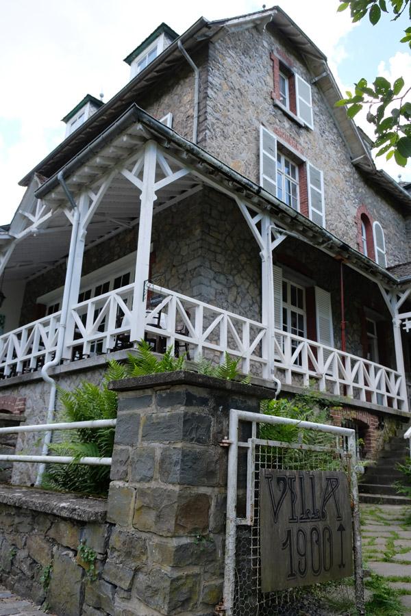 Meuse - villa mosane
