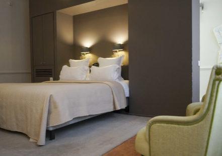 """Hôtel de la Villeon - la suite """"Inspiration"""""""